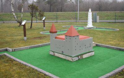Ainulaadne seiklusminigolf Saaremaal