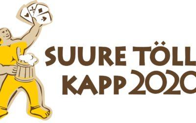 """Saskuturniiride Karikasari """"Suure Töllu Kapp 2020"""""""